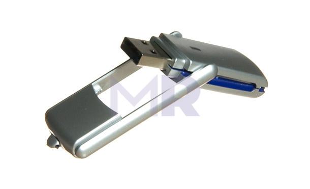 Pamięć USB obrotowy wygodna skuwka