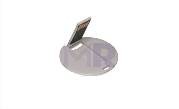 USB w kształcie koła