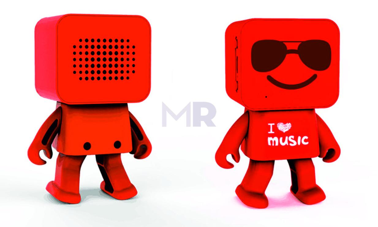 robot_głośnik