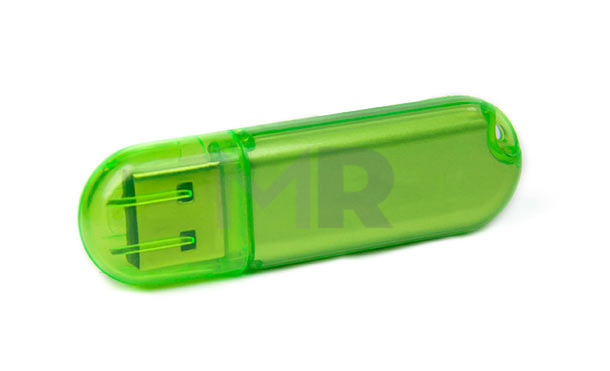 transparentna pamięć USB
