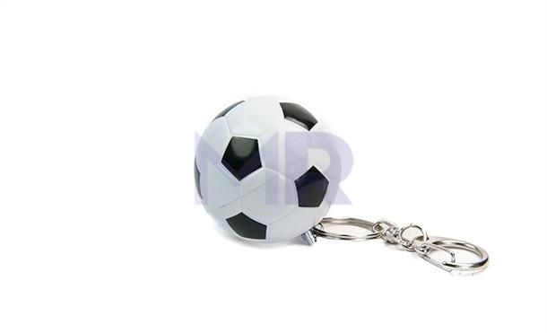 pendrive w kształcie piłki nożnej dwa kolory