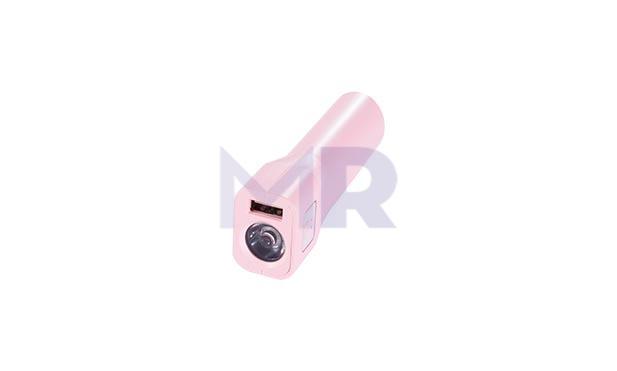 rozowa latarka