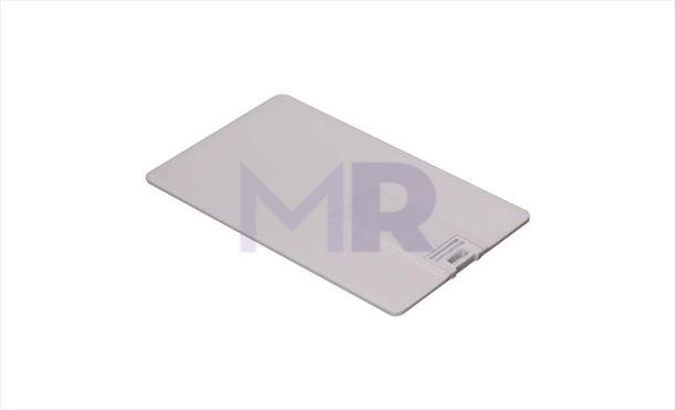 Karta w rozmiarze karty kredytowej z USB