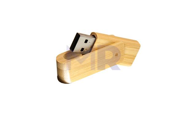 Pendrive drewniany twister