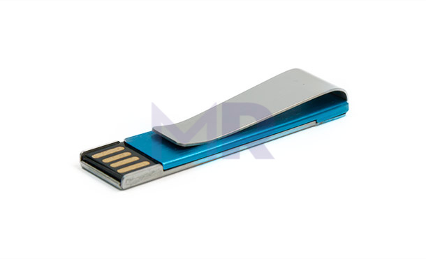 Pamięć USB z klipsem do papieru