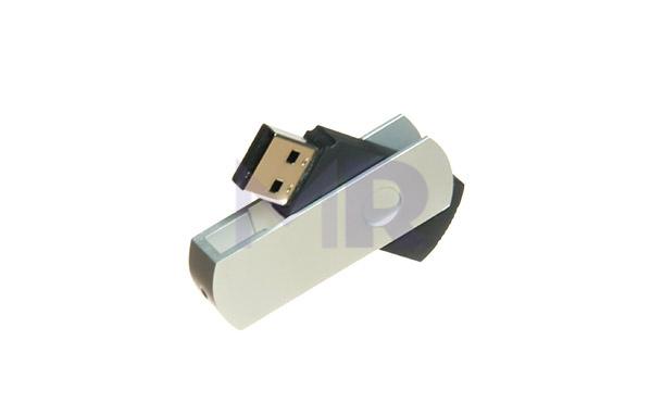 Pamięć USB z przekręcaną głowicą