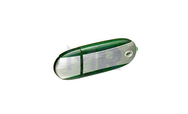 pendrive jajowaty z transparentnymi bokami