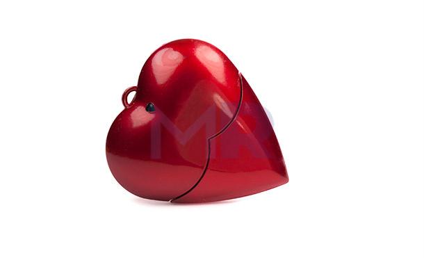 Pamięć USB w kształcie serca