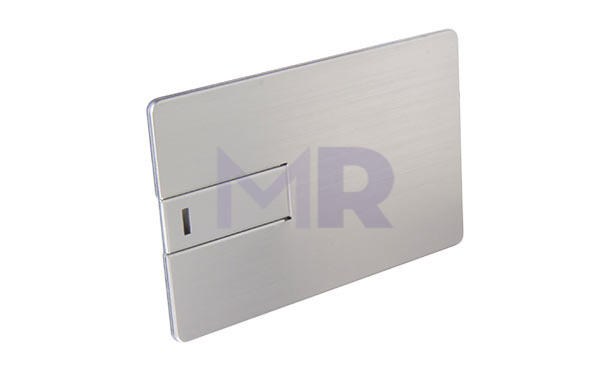 Metalowa karta USB do zadruku
