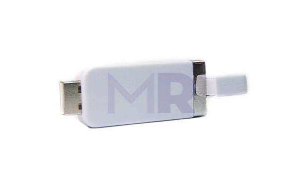Pamięć USB z portem wysuwanym przy przekręcaniu