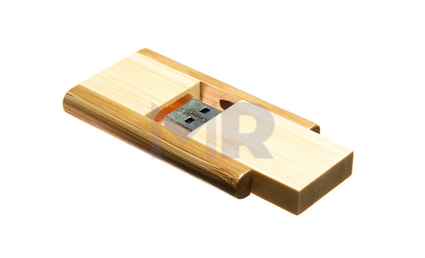 Pendrive drewniany bez skuwki