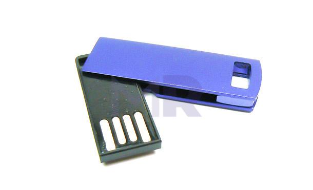 Pendrive z mechanizmem typu scyzoryk do wysuwania portu USB